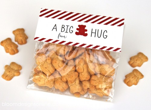 Bear Hug Valentineu0027s Day Classroom Treats | Cool Mom Picks