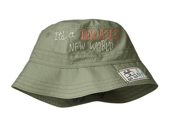 Brave new world baby hat at babyGap | Cool Mom Picks