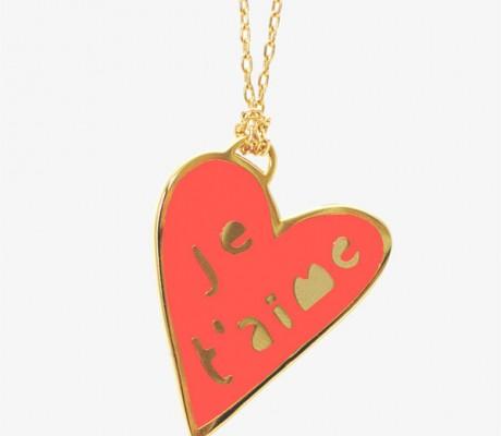 Valentine's Day heart pendant   Cool Mom Picks
