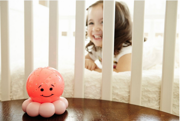 Cloud B Octo Night Light | Cool Mom Picks
