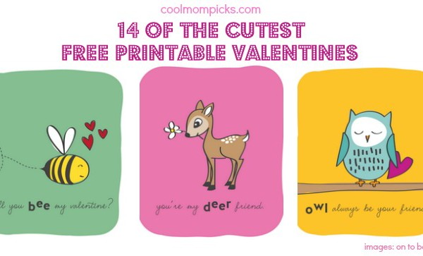 best free printable valentines | cool mom picks