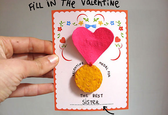 DIY Valentine's Day craft for kids | Cool Mom Picks