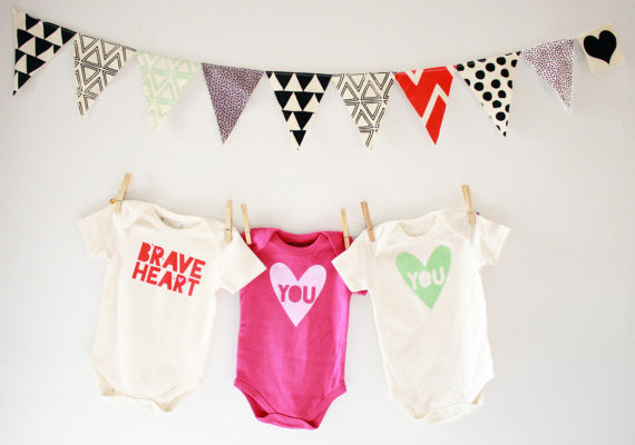 Cool Organic Onesies for Babies by Earth Cadets | Cool Mom Picks