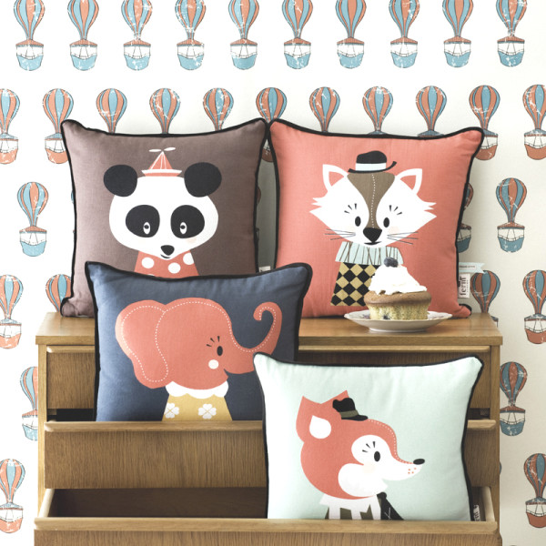 Ferm Living animal cushions | Cool Mom Picks