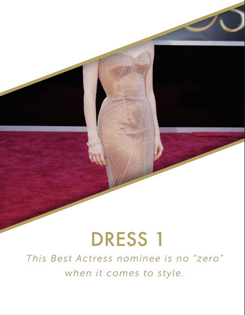 Guess the Oscars Dress Quiz at People.com| Cool Mom Picks