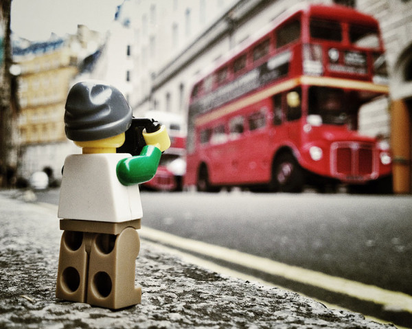 LEGO photographer series by Andrew White | Cool Mom Picks