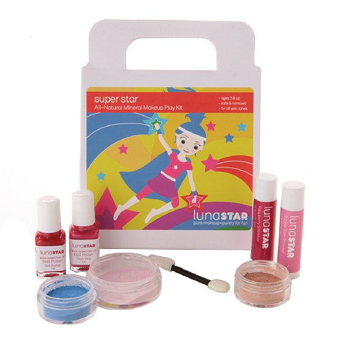 luna star natural makeup for kids | cool mom picks