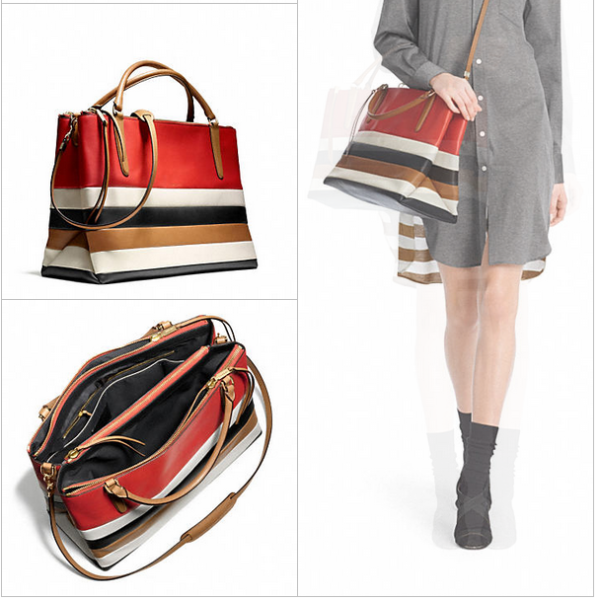 New Coach bags - Colorblock | Cool Mom Picks