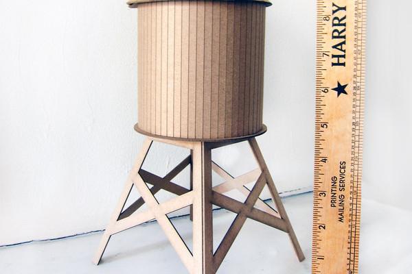 Brooklyn Makers water tower building kit | Cool Mom Picks