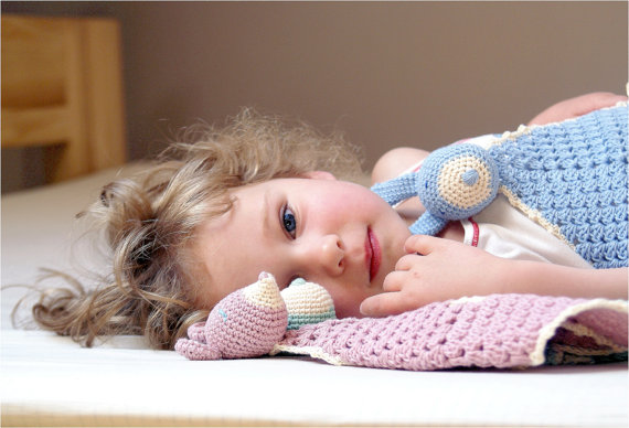 Crocheted-baby-toys-and-lovies-YarnBall-Stories-on-Etsy