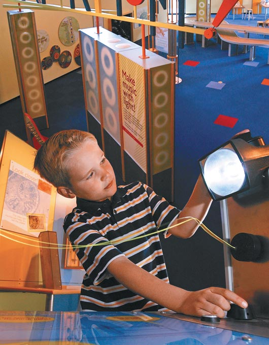 Daytona Beach MOAS Children's Museum