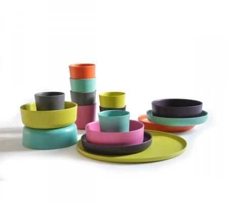 Ekobo kids bamboo dinnerware | Cool Mom Picks