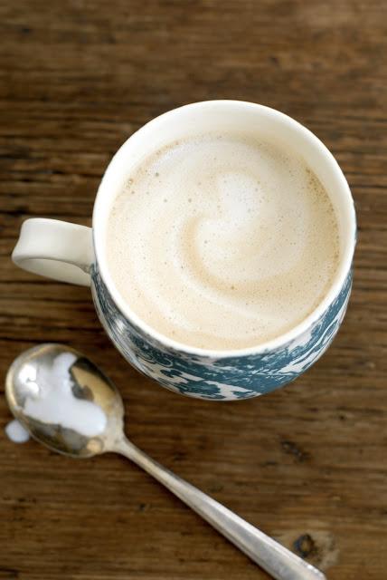 Iced coffee drinks - Coconut Coffee at Kumquat