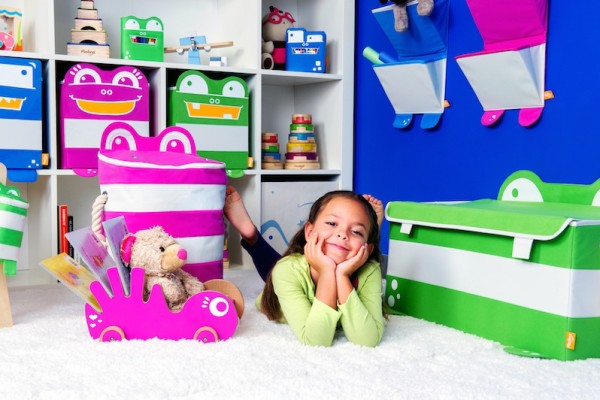 P'Kolino Mess Eaters toy storage solutions | Cool Mom Picks