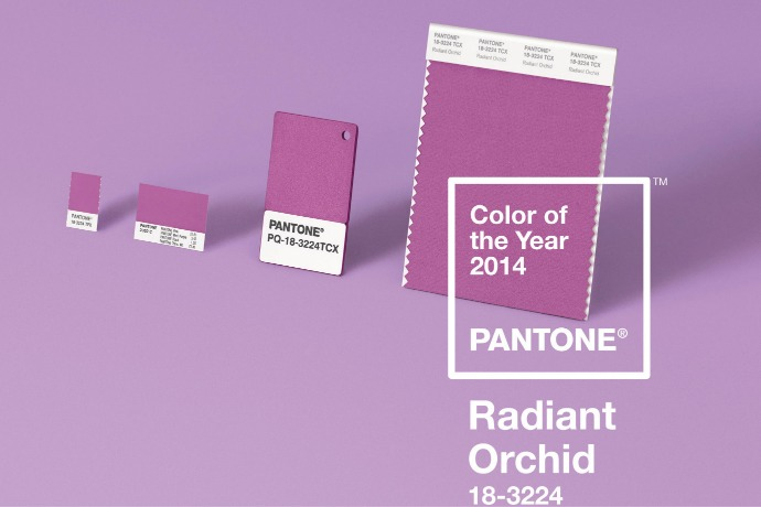 Pantone Orchid: The hot spring 2014 color is all over kids' fashion.