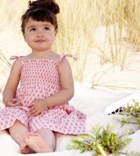 Spring clothing for kids: Sundress by Rikshaw Design | Cool Mom Picks