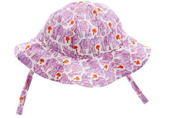 Spring clothing for kids: Sunhat for toddlers by Rikshaw Design   Cool Mom Picks