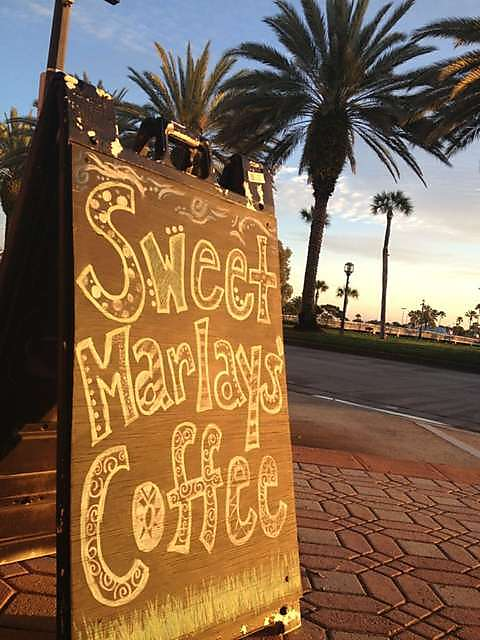 Sweet Marlay's Coffee in Daytona Beach