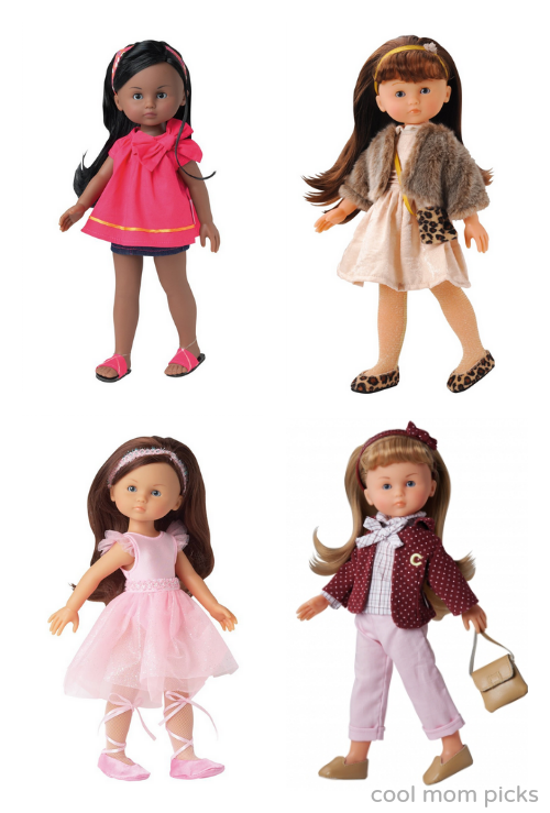 Best dolls for 5 year old - Corolle les Cheriee | Cool Mom Picks