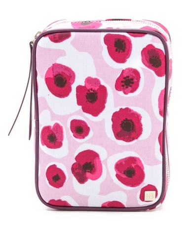 Hudson + Bleeker floral cosmetics case at Shopbop | Cool Mom Picks