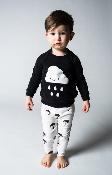 Kids Kawaii Cloud Tee at Whistle + Flute | Cool Mom Picks