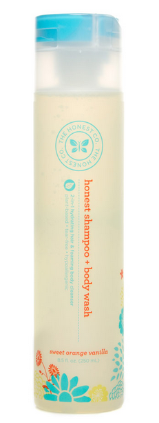 Non-toxic shampoos for babies and kids - Honest Company | Cool Mom Picks