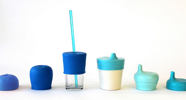 Drinking cups for kids: SipSnap | cool mom picks