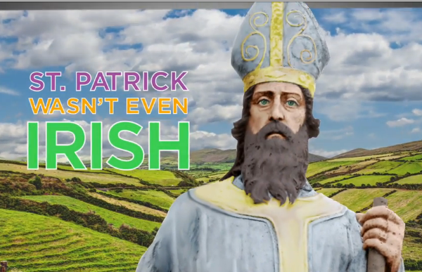 The Real St Patrick's Day - HIstory Channel video | Cool Mom PIcks