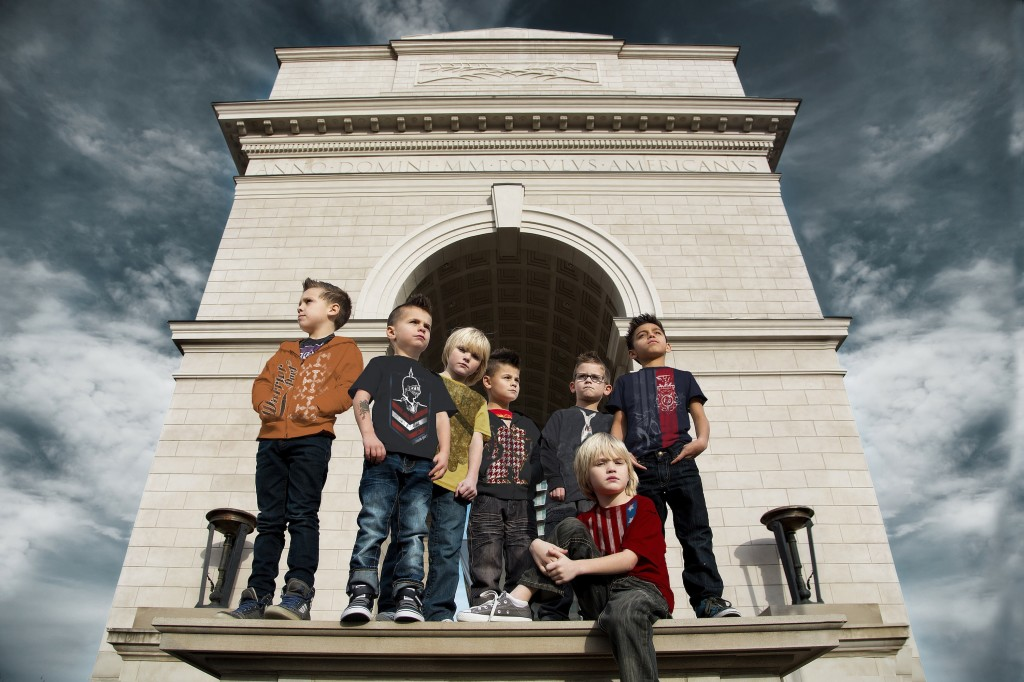 Coolest kids' clothes of 2014: Warrior poet clothing
