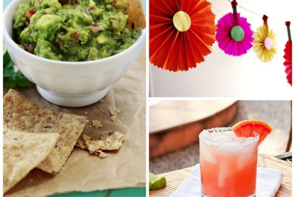 Cinco de Mayo party ideas and recipes at Cool Mom Picks