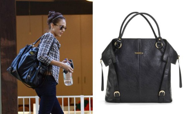 Celebrity diaper bags: Jessica Alba's bag by Timi and Leslie | Cool Mom Picks