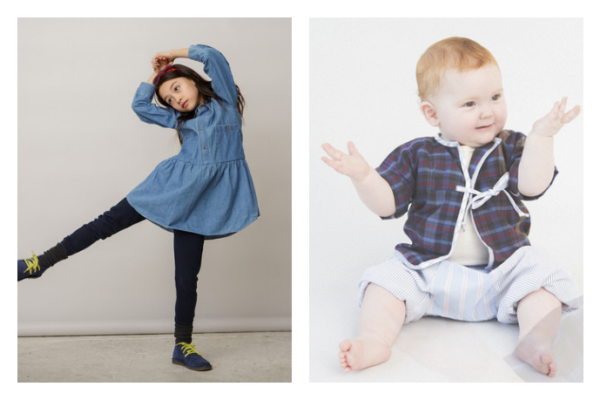 Kallio NYC upcycled vintage children's clothes on Cool Mom Picks