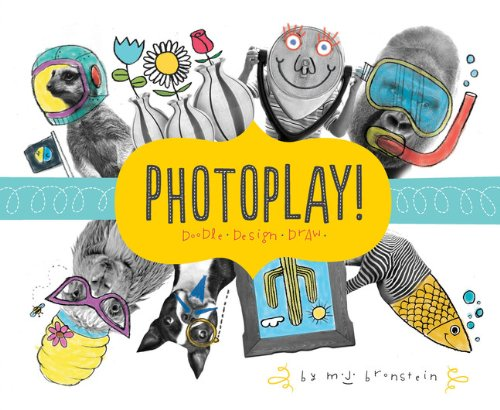 PhotoPlay! The cool coloring book gets bigger and better.