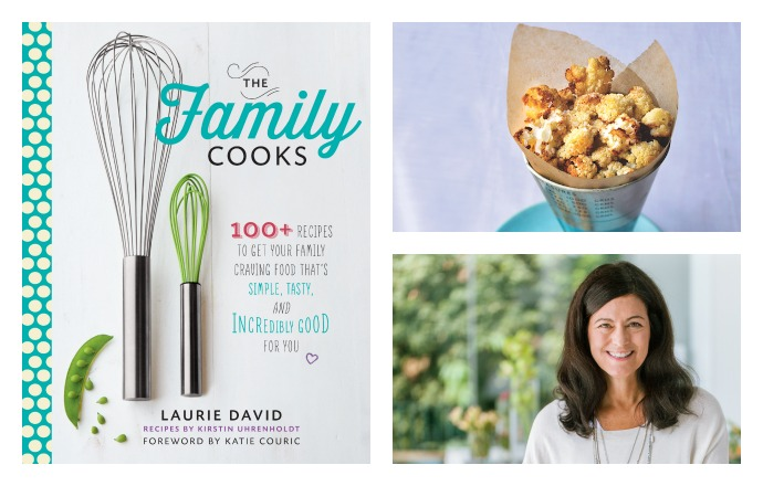 The Family Cooks: In which Laurie David helps make kids crave kale. For real.