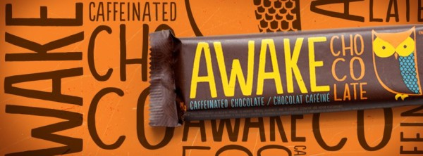 Awake Caffeinated Chocolate - delicious