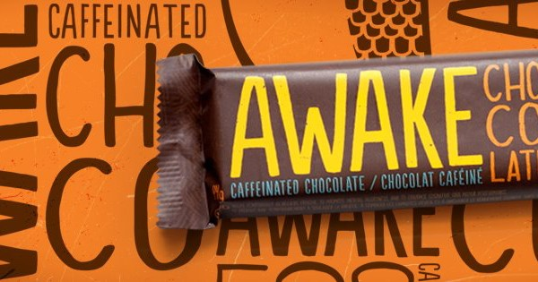 Awake Caffeinated Chocolate - delicious
