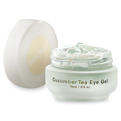 Basq natural cucumber tea eye gel