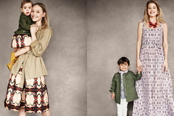 Born Free charity + Shopbop designer collaboration for Mother's Day