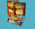 mother's day gift: caffeinated chocolate bars from awake chocolate  | cool mom picks