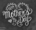 mother's day gift: chalkboard art card  | cool mom picks