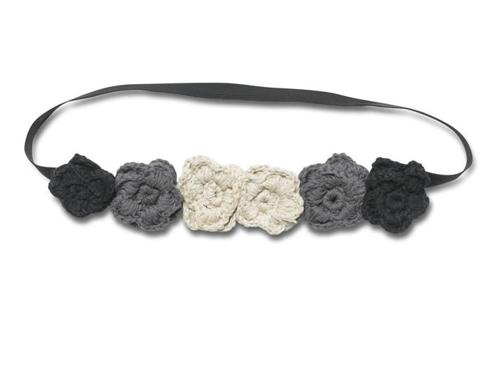 mother's day gift: crochet headband to support  and train female artists in uganda  | cool mom picks