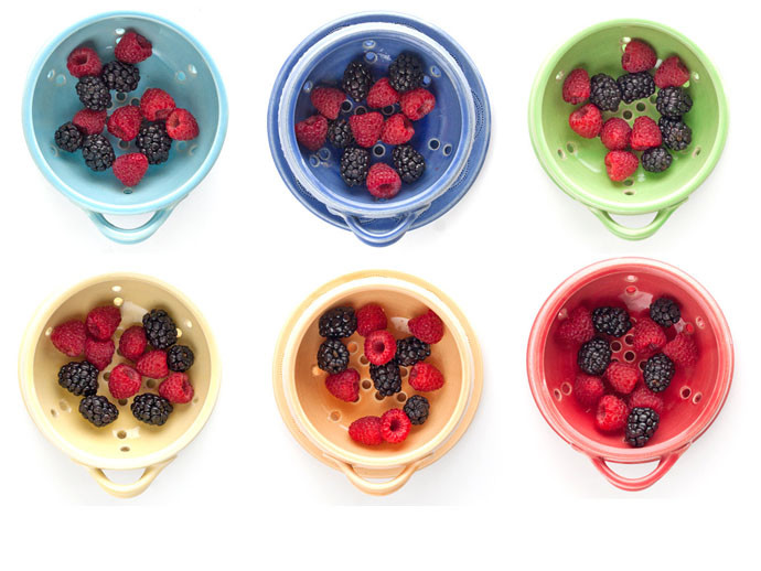 mother's day gift: handmade to order berry bowl   | cool mom picks
