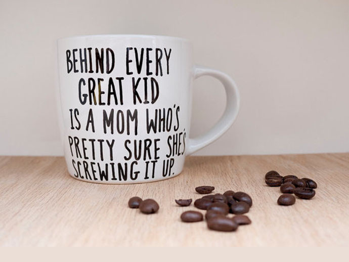 mother's day gift: funny mom mug  | cool mom picks
