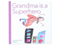 mother's day gift: my grandma is a superhero diy book   | cool mom picks