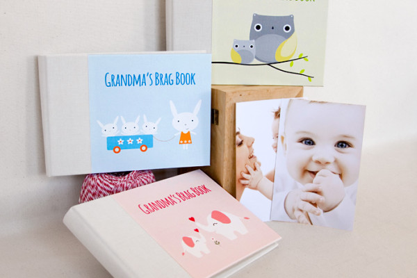 Mother's Day Photo Albums from Rag & Bone Bindery | Cool Mom Picks