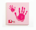 mother's day gift: baby/me handprint set  | cool mom picks