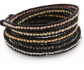 mother's day gift: chan luu leather wrap bracelet  | cool mom picks