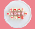 mother's day gift:  diy marshmallow petit-fours | cool mom picks