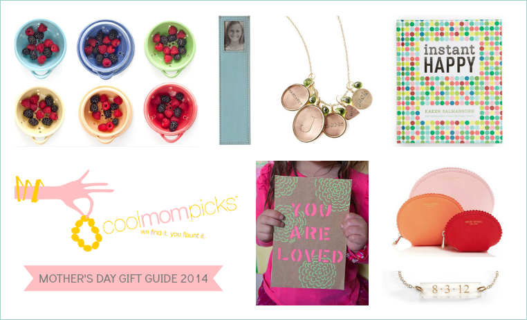 Presenting our 2014 Mother's Day Gift Guide with more than 100 gift ideas for every mom on your list. Whoo!