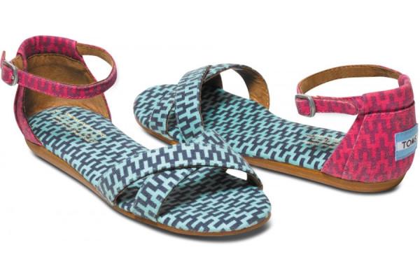 Jonathan Adler TOMS: Sandals | Cool Mom Picks
